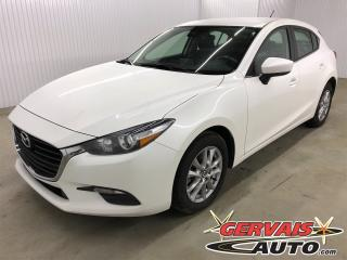 Used 2017 Mazda MAZDA3 GS Sport  GPS MAGS CAMÉRA SIÈGES CHAUFFANTS for sale in Trois-Rivières, QC