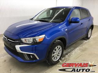 Used 2018 Mitsubishi RVR SE AWC AWD Mags Caméra de recul Sièges chauffants for sale in Shawinigan, QC