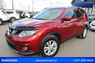 Used 2016 Nissan Rogue SV for sale in Laval, QC