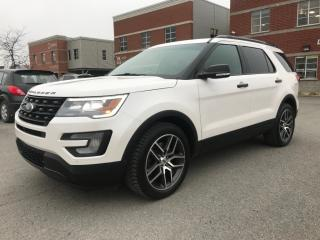 Used 2017 Ford Explorer SPORT for sale in Laval, QC