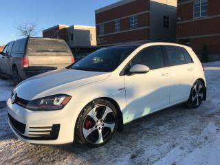 Used 2015 Volkswagen Golf GTI Autobahn for sale in Laval, QC