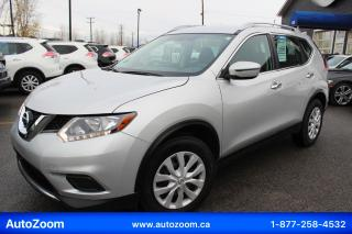 Used 2016 Nissan Rogue S for sale in Laval, QC