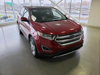 Used 2016 Ford Edge 4 portes Titanium, Traction intégrale. for sale in Montréal, QC