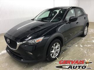 Used 2016 Mazda CX-3 GX AWD GPS CAMÉRA DE RECUL BLUETOOTH for sale in Trois-Rivières, QC
