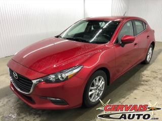 Used 2017 Mazda MAZDA3 GS sport GPS MAGS CAMÉRA DE RECUL BLUETOOTH SIÈGES/VOLANT CHAUFFANTS for sale in Shawinigan, QC