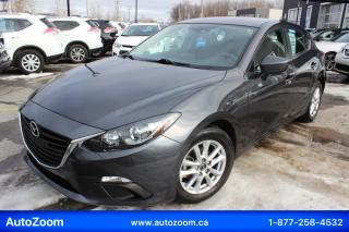 Used 2016 Mazda MAZDA3 4DR HB SPORT AUTO GS for sale in Laval, QC