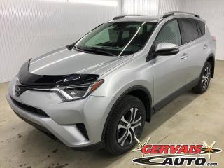 Used 2017 Toyota RAV4 LE CAMÉRA DE RECUL SIÈGES CHAUFFANTS for sale in Shawinigan, QC