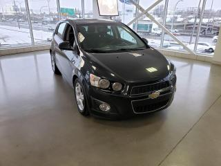 Used 2014 Chevrolet Sonic 5 portes à hayon LT for sale in Montréal, QC