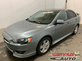 Used 2013 Mitsubishi Lancer SE 10TH Anniversary Toit Ouvrant MAGS Aileron for sale in Trois-Rivières, QC