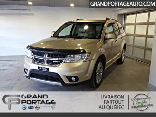 Used 2011 Dodge Journey AWD R/T V6 **CUIR** for sale in Rivière-Du-Loup, QC