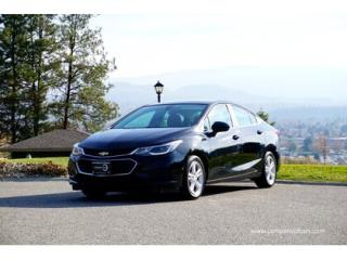 Used 2017 Chevrolet Cruze LT AUTO for sale in Vancouver, BC