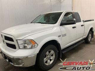 Used 2017 RAM 1500 Outdoorsman 4x4 V8 MAGS Console Freins Électriques *Excellente Condition* for sale in Trois-Rivières, QC
