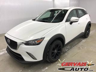 Used 2017 Mazda CX-3 GS Luxe GPS Cuir Toit Ouvrant MAGS Bluetooth for sale in Trois-Rivières, QC