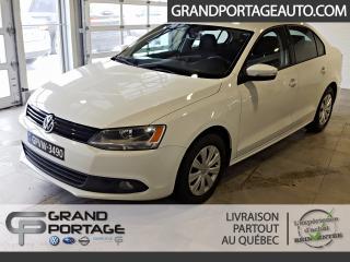 Used 2014 Volkswagen Jetta 2.0L TDI Trendline Manuelle *Diesel* *RA for sale in Rivière-Du-Loup, QC