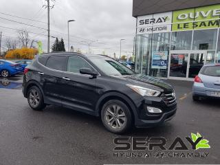 Used 2015 Hyundai Santa Fe Sport FWD 2.4L, mags, bluetooh, a/c, sieges chauffant for sale in Chambly, QC