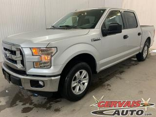 Used 2016 Ford F-150 XLT Crew Cab Mags Bluetooth for sale in Shawinigan, QC