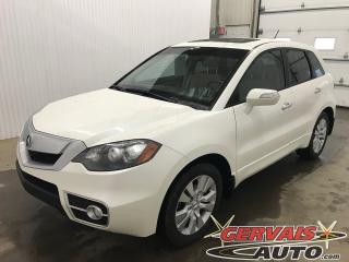 Used 2010 Acura RDX Tech AWD GPS Cuir Toit ouvrant Mags for sale in Shawinigan, QC