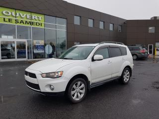 Used 2012 Mitsubishi Outlander 4WD LS, V6, MAGS, TOIT, CAMERA DE RECUL for sale in Chambly, QC