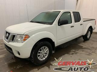 Used 2018 Nissan Frontier SV 4X4 CREW CAB Mags A/C Caméra de recul *Comme neuf* for sale in Shawinigan, QC