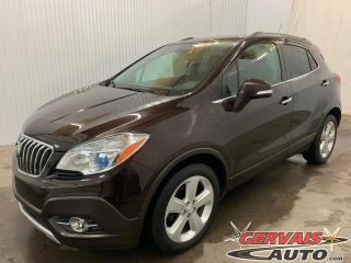 Used 2015 Buick Encore Convenience MAGS Cuir Camera de recul for sale in Shawinigan, QC