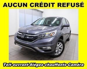 Used 2016 Honda CR-V EX AWD CAMÉRA TOIT OUVRANT SIÈGES CHAUFF *BAS KM* for sale in St-Jérôme, QC