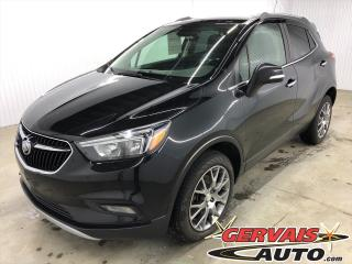 Used 2017 Buick Encore Sport Touring AWD Cuir/Tissus Toit Ouvrant MAGS for sale in Shawinigan, QC