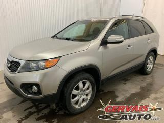 Used 2013 Kia Sorento LX V6 AWD MAGS Sièges Chauffants for sale in Shawinigan, QC