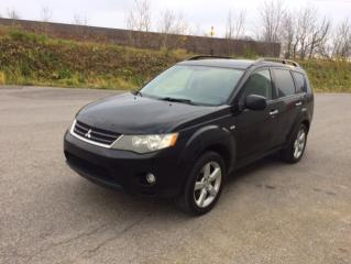 Used 2008 Mitsubishi Outlander 2 RM 4 portes ES for sale in Quebec, QC
