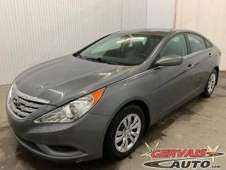 Used 2013 Hyundai Sonata GL Sièges Chauffants Bluetooth *Bas kilométrage* for sale in Shawinigan, QC