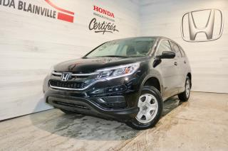 Used 2016 Honda CR-V Traction intégrale 5 portes LX for sale in Blainville, QC