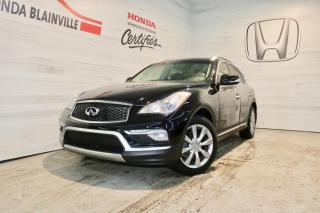 Used 2017 Infiniti QX50 Traction Intégrale for sale in Blainville, QC