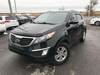 Used 2012 Kia Sportage LX for sale in Carignan, QC