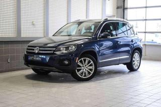 Used 2016 Volkswagen Tiguan Highline for sale in Lasalle, QC