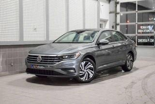 Used 2019 Volkswagen Jetta Execline for sale in Lasalle, QC