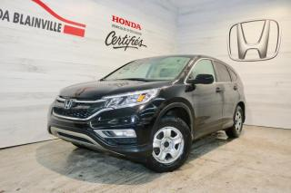 Used 2016 Honda CR-V SE 5 portes TI for sale in Blainville, QC