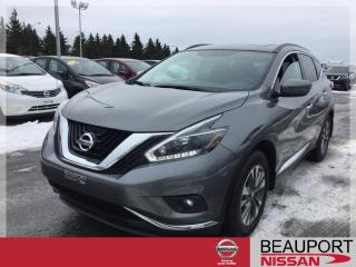Used 2018 Nissan Murano SV AWD ***TOIT OUVRANT + NAVIGATION*** for sale in Beauport, QC