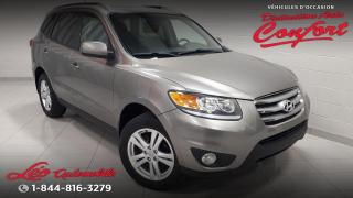 Used 2012 Hyundai Santa Fe GL AWD*bluetooth**toit ouvrant* for sale in Chicoutimi, QC