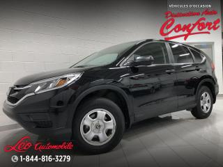 Used 2015 Honda CR-V 2 RM 5 portes LX for sale in Chicoutimi, QC