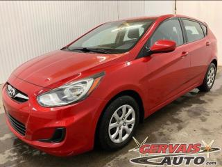 Used 2014 Hyundai Accent GL Hatchback A/C Bluetooth Sièges Chauffants Automatique for sale in Shawinigan, QC