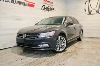 Used 2016 Volkswagen Passat 1.8 TSI Comfortline berline 4 portes BA for sale in Blainville, QC