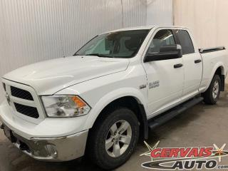 Used 2017 RAM 1500 Outdoorsman 4x4 V8 MAGS Console Freins Électriques *Excellente Condition* for sale in Shawinigan, QC