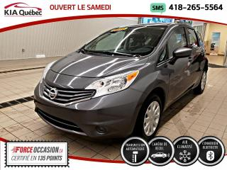 Used 2015 Nissan Versa Note SV* CAMERA* A/C* BLUETOOTH* CECI EST UN 2016* for sale in Québec, QC