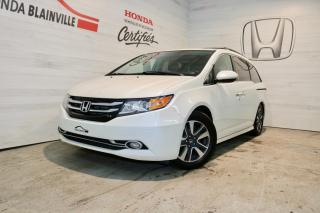 Used 2016 Honda Odyssey Touring for sale in Blainville, QC