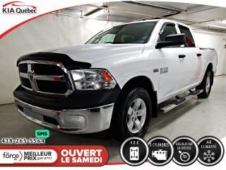 Used 2015 RAM 1500 ST* 4X4* 5.7L* CREW CAB* CECI EST 2016* for sale in Québec, QC