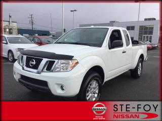 Used 2015 Nissan Frontier SV KING CAB 4X4 ***GARANTIE PROLONGÉE*** for sale in Beauport, QC