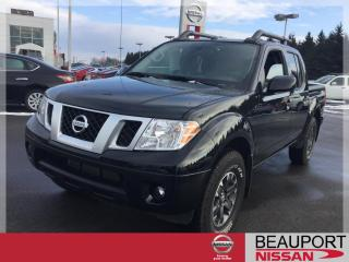 Used 2019 Nissan Frontier PRO-4X CABINE DOUBLE 4X4 ***14 000 KM*** for sale in Beauport, QC