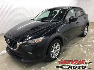 Used 2016 Mazda CX-3 GX AWD GPS CAMÉRA DE RECUL BLUETOOTH for sale in Shawinigan, QC