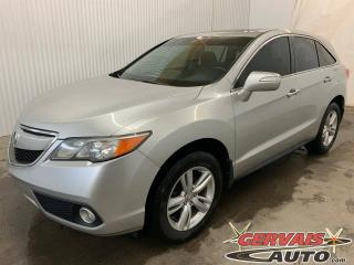 Used 2014 Acura RDX Tech Pkg AWD GPS Cuir Toit Ouvrant MAGS for sale in Shawinigan, QC