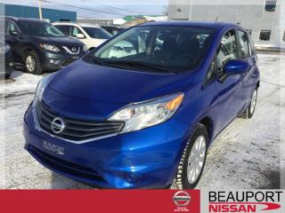 Used 2016 Nissan Versa Note 1.6 SV CVT *** 5 400 KM !!! *** for sale in Beauport, QC