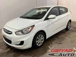 Used 2012 Hyundai Accent GL A/C Hatchback *Transmission Automatique* for sale in Shawinigan, QC
